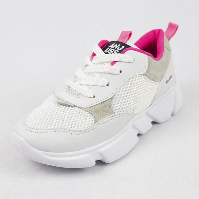 Tenis-Chuncky-Daddy-Branco-Rosa-Neon-Anjuss