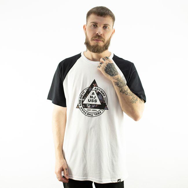 Camiseta-Masculina-Raglan-Go-Anjuss