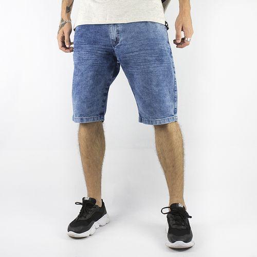 Bermuda-Masculina-Jeans-Manchada-Everyday-Anjuss