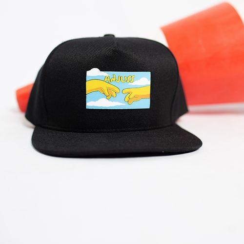 Bone-Aba-Reta-Relevo-Simpsons-Anjuss