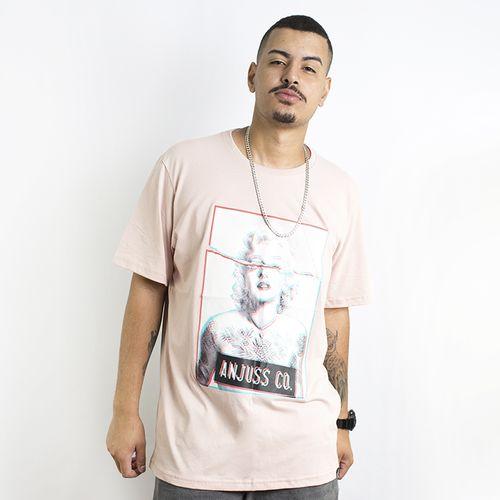 Camiseta-Masculina-Anjuss-Monroe