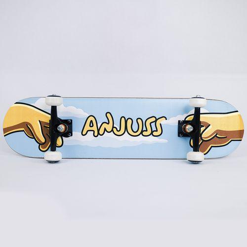 Skate-Tema-Maos-Simpsons-Anjuss