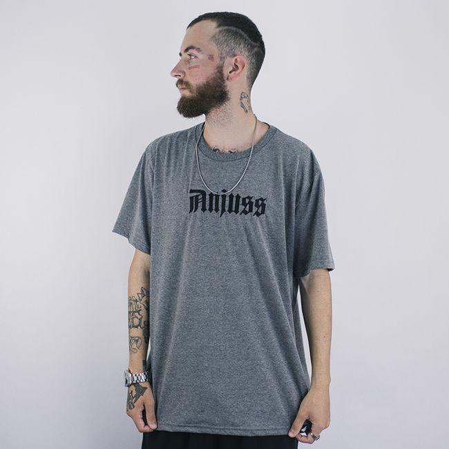 Camiseta-Masculina-Basica-Blackletter-Anjuss