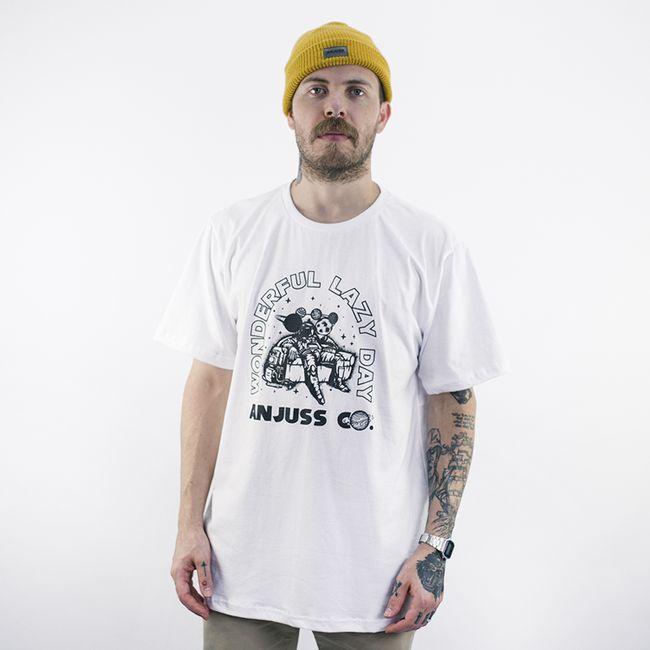 Camiseta-Masculina-Lazy-Day-Anjuss