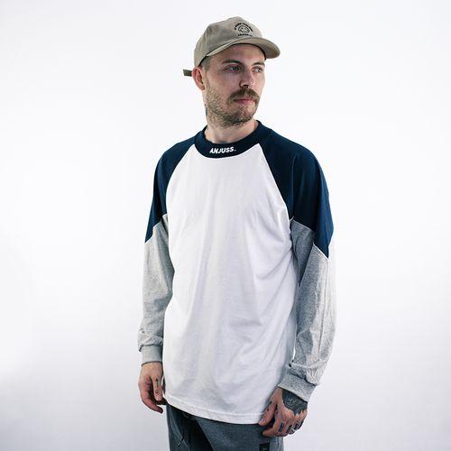 Camiseta-Masculina-Manga-Longa-Hang-Glider-Anjuss