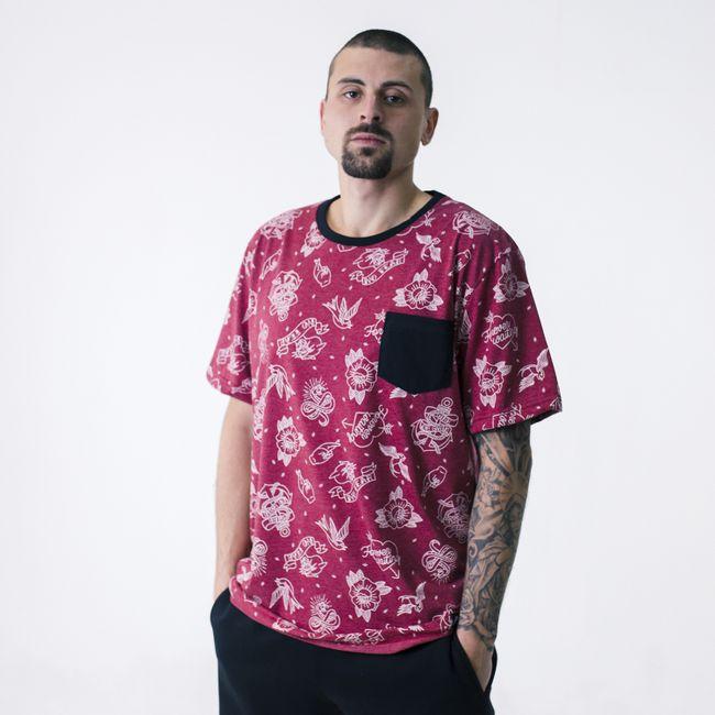 Camiseta-Masculina-Old-School-Anjuss